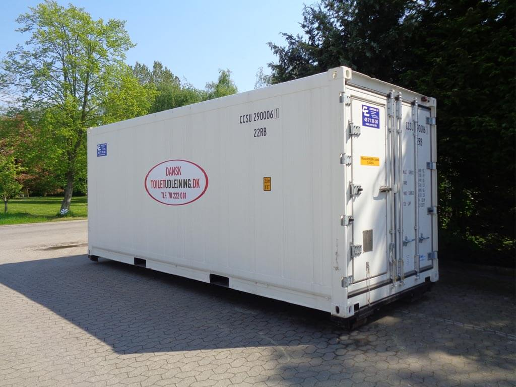 kølecontainer