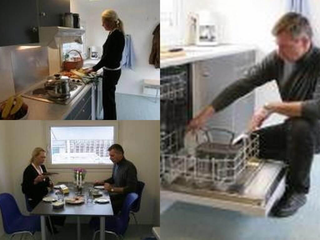 Køkkenmobil