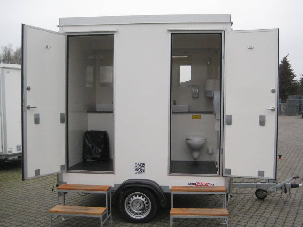 Toiletvogn-med-2-toiletter-med-skyl-og-håndvask